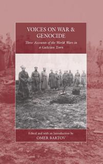 Voices on War and Genocide Book