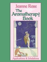 The Aromatherapy Book PDF