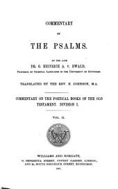 Commentary on the Psalms: Volume 2