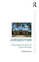 Jurisdiction PDF