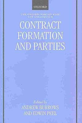 Contract Formation and Parties