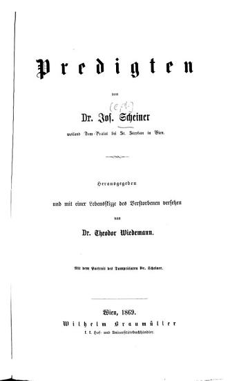 Predigten PDF