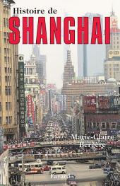 Histoire de Shanghai