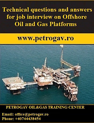 Technical questions and answers for job interview Offshore Oil   Gas Platforms