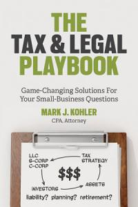 The Tax and Legal Playbook Book