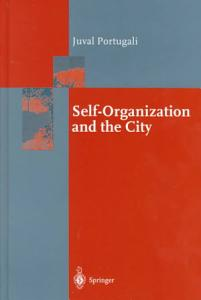 Self Organization and the City Book