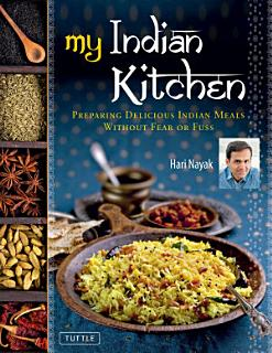 My Indian Kitchen Book
