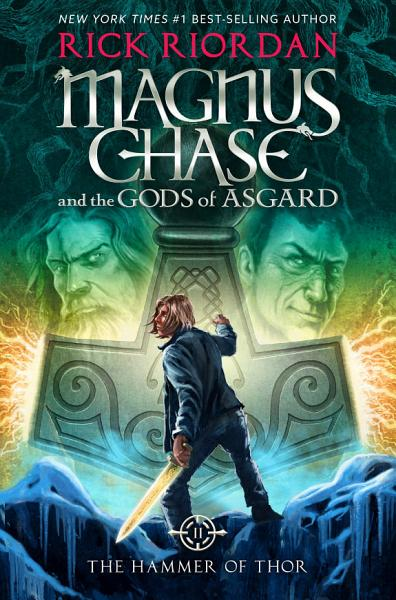 Magnus Chase And The Gods Of Asgard Book 2 The Hammer Of Thor