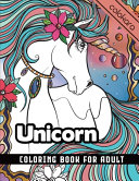 Unicorn Coloring Book For Adult