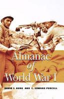 Almanac of World War I PDF