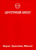 Triumph Spitfire1500 Wsm