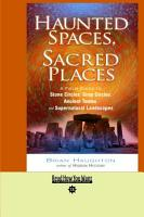 Haunted Spaces  Sacred Places PDF