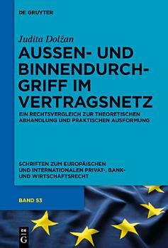 Au  en  und Binnendurchgriff im Vertragsnetz PDF