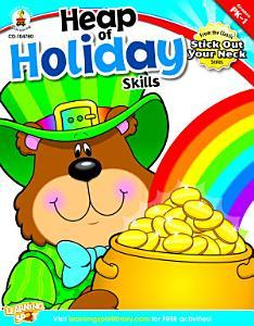 Heap of Holiday Skills  Grades PK   1 PDF