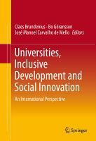 Universities  Inclusive Development and Social Innovation PDF