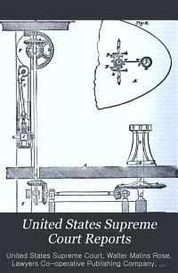 United States Supreme Court Reports