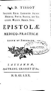 Epistolae medico-practicae auctae et emendatae