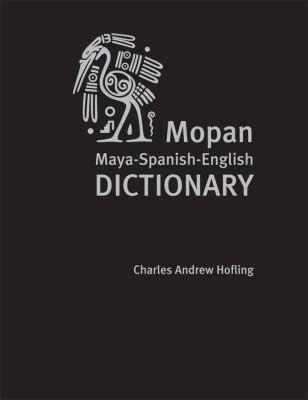Diccionario Maya Mopan   Espanol   Ingles