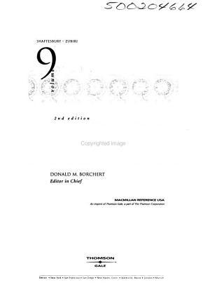 Encyclopedia of Philosophy PDF