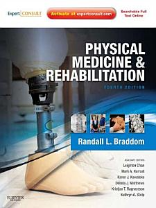 Physical Medicine and Rehabilitation E Book