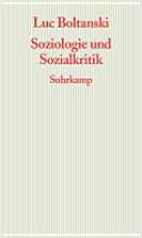 Soziologie und Sozialkritik PDF