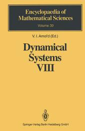 Dynamical Systems VIII: Singularity Theory II. Applications