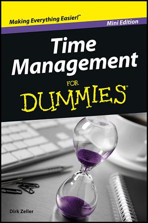 Time Management For Dummies PDF