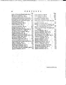 Original Papers Containing the Secret History of Great Britain, from the Restoration, to the Accession of the House of Hannover. To which are Prefixed Extracts from the Life of James II. as Written by Himself. The Whole Arranged and Published by James Macpherson,...The Second Edition
