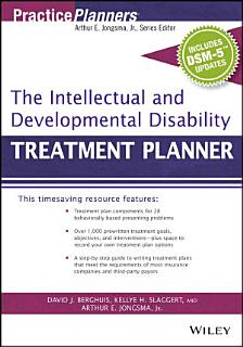The Intellectual and Developmental Disability Treatment Planner  with DSM 5 Updates Book