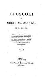 Opuscoli di medicina clinica: Volume 2