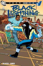 Black Lightning: Year One #5