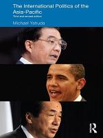 The International Politics of the Asia Pacific PDF