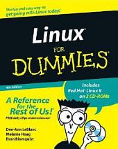 Linux For Dummies: Edition 7