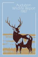 Audubon Wildlife Report 1987 PDF