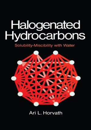Halogenated Hydrocarbons PDF