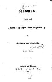 Humboldts Kosmos: In verkürzter Gestalt, Band 4