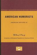American Humorists
