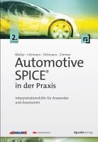 Automotive SPICE   in der Praxis PDF