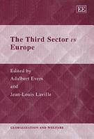 The Third Sector in Europe PDF
