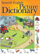 Spanish English Picture Dictionary
