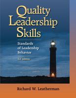Quality Leadership Skills  3rd Edition PDF