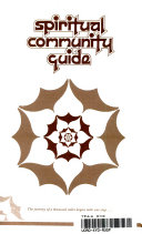 Spiritual Community Guide [for North America