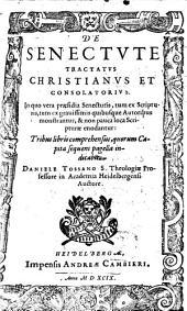 De Senectute tractatus christianus