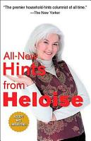 All new Hints from Heloise PDF