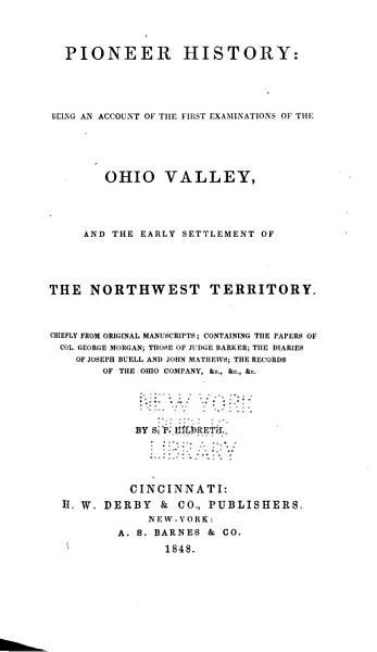 Download Pioneer History Book