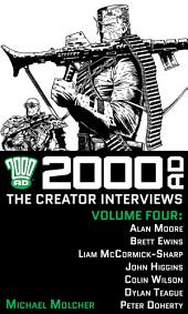 2000 AD: The Creator Interviews - Volume 04