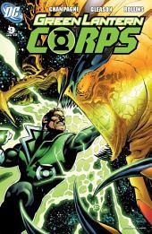 Green Lantern Corps (2006-) #9