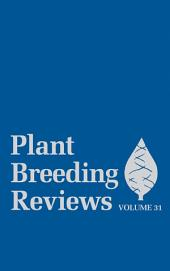 Plant Breeding Reviews: Volume 40