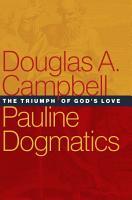 Pauline Dogmatics PDF