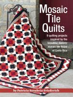 Mosaic Tile Quilts PDF